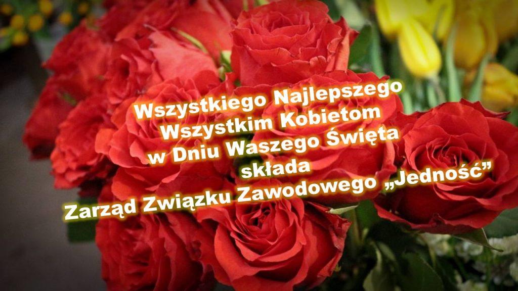 8 marca – Dzień Kobiet – życzenia