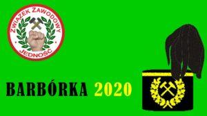 Barbórka 2020 – świadczenia dla członków związku.